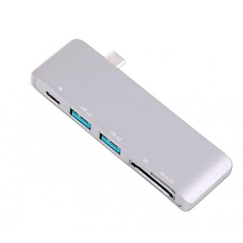 31586, USB Type-C адаптер NETBOX SX-7346, , 80.00р., 3723, Netbox, USB Type-C адаптеры
