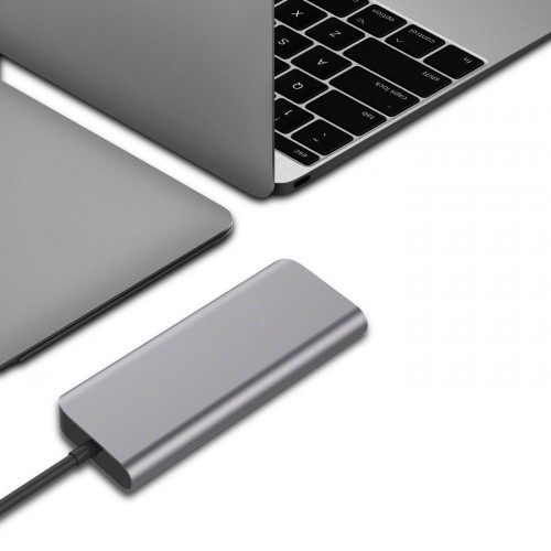 31579, USB Type-C адаптер Netbox VX-V6HL, , 139.00р., 3715, Netbox, USB Type-C адаптеры
