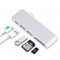 USB Type-C адаптер NETBOX SX-7346