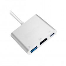 31583, USB Type-C адаптер NETBOX VX-UVC03, , 0.00р., 3720, Netbox, USB Type-C адаптеры