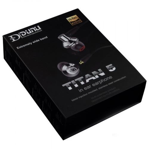 Наушники Dunu Titan 5
