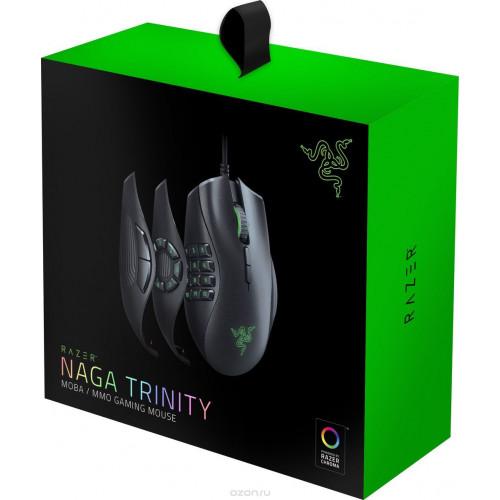 Мышка Razer Naga Trinity