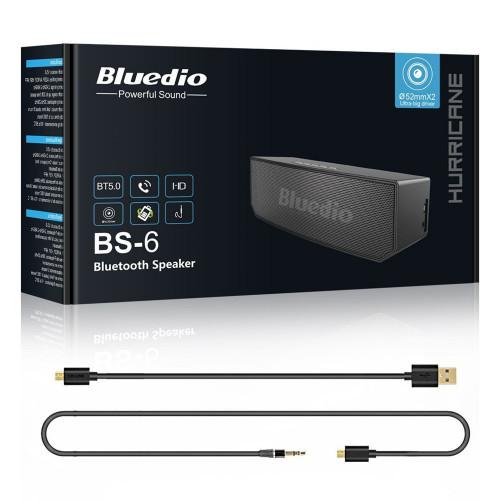 Портативная акустика Bluedio BS-6