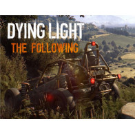 Игра Dying Light: The Following для PlayStation 4