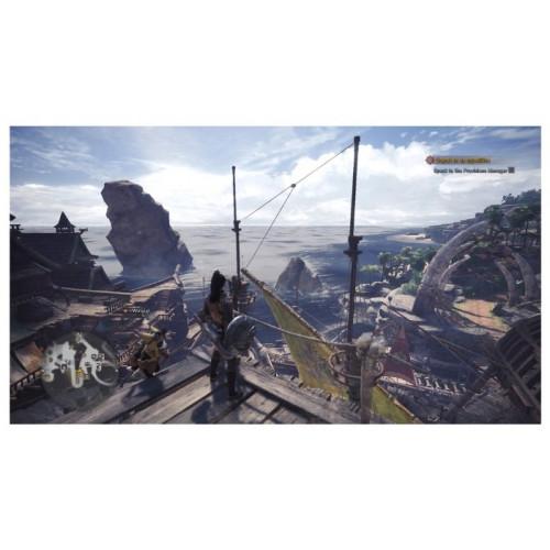 Игра Monster Hunter: World для PlayStation 4. Русские субтитры