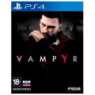 Vampyr для PlayStation 4