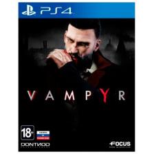 28326, Vampyr (PS4), , 115.00р., 310, , Игры для приставок