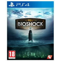 Игра BioShock: The Collection для Playstation 4