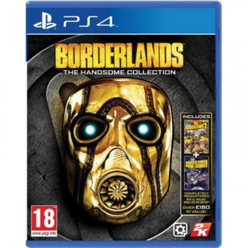 28286, Borderlands: The Handsome Collection (PS4), , 65.00р., 327, , Игры для приставок