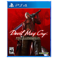 Devil May Cry HD Collection (PS 4)