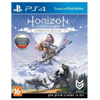 Игра Horizon Zero Dawn. Complete Edition для PlayStation 4