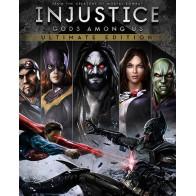 12.7. Игры РC  Injustice: Gods Among Us Ult. Ed[PC, Jewel рус.суб)