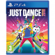 Just Dance 2018 для PlayStation 4