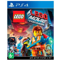 Игра The LEGO Movie Videogame для PlayStation 4