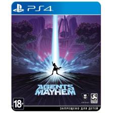 28307, Игра Agents of Mayhem. Издание для Playstation 4 . Русские субтитры, , 40.00р., 251, , Игры для приставок