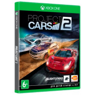 Project Cars 2. Collector's Edition для Xbox One
