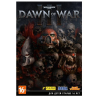 12.7. Игры РC  Warhammer 40,000: Dawn of War III [PC, Jewel, рус суб]