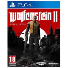 28329, Wolfenstein 2: The New Colossus (PS4), , 65.00р., 313, , Игры для приставок