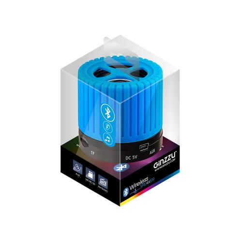 Портативная акустика Ginzzu GM-988c
