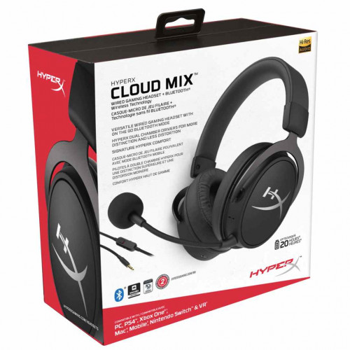 Наушники HyperX Cloud MiX