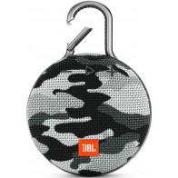 JBL Clip 3 (черно-белый камуфляж)