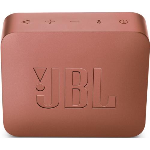 JBL Go 2 (коричневый)