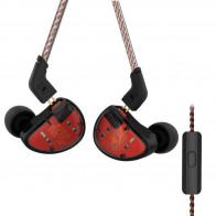 KZ Acoustics AS10 (с микрофоном)
