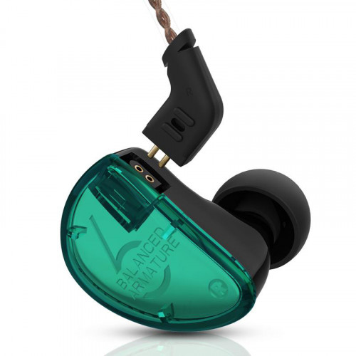Наушники KZ Acoustics AS06 (с микрофоном)