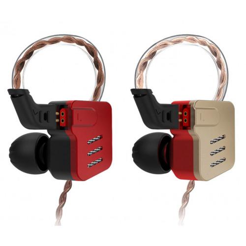 Наушники KZ Acoustics BA10 (без микрофона)