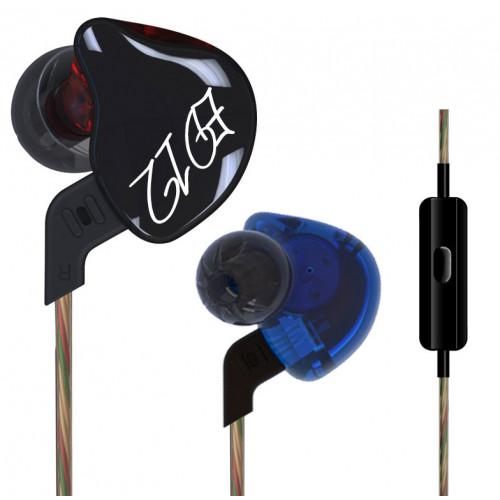Наушники KZ Acoustics ED12 (с микрофоном)
