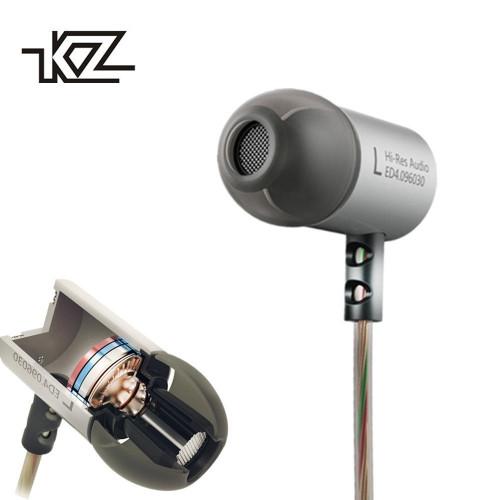 Наушники KZ Acoustics ED4 (без микрофона)