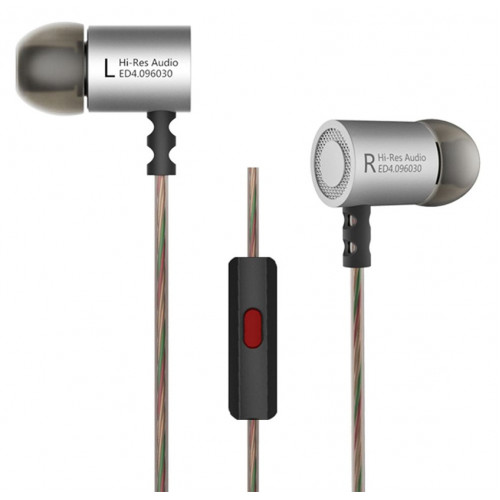 Наушники KZ Acoustics ED4 (с микрофоном)