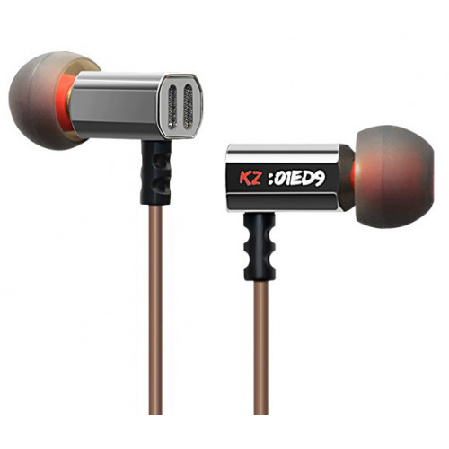 Наушники KZ Acoustics ED9 (без микрофона)