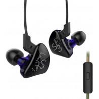 KZ Acoustics ES3 (с микрофоном)