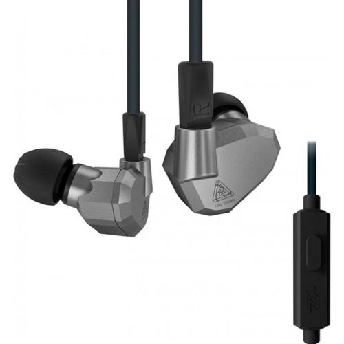 Наушники KZ Acoustics ZS5 (с микрофоном)