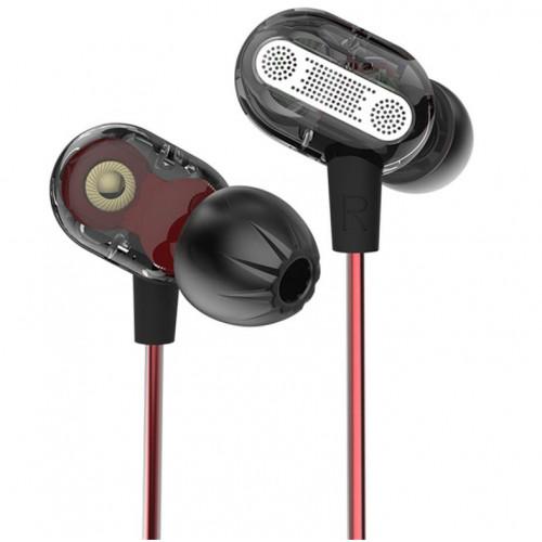 Наушники KZ Acoustics ZSE (с микрофоном)