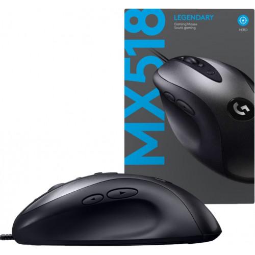 Мышка Logitech MX518
