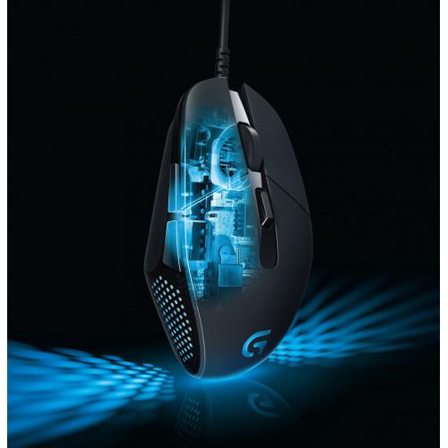 Мышка Logitech G302 Daedalus Prime MOBA