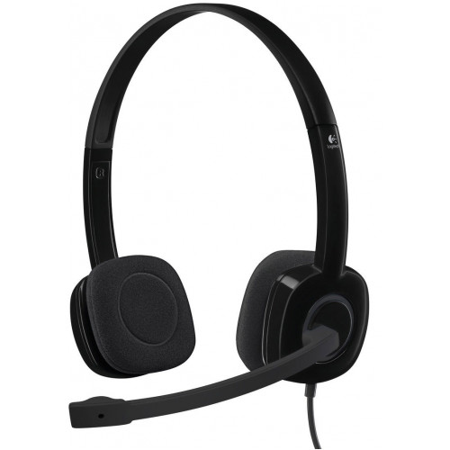 Наушники Logitech Stereo Headset H151