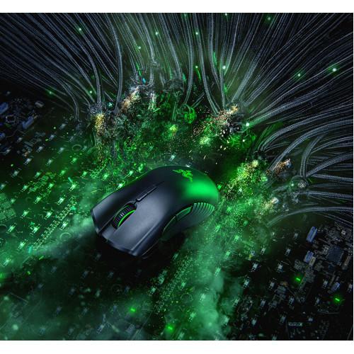 Мышка Razer Mamba Wireless