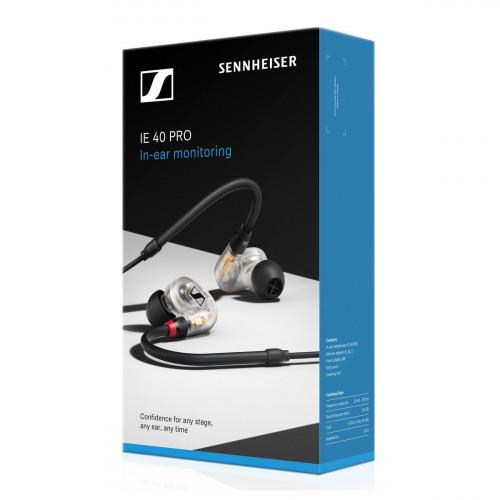 Наушники Sennheiser IE 40 Pro