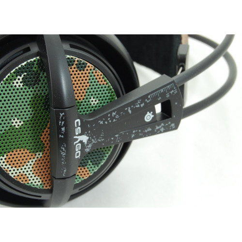 Наушники SteelSeries Siberia V2 Full-Size CS:GO