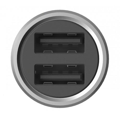 32500, Xiaomi ZMI AP821 Dual USB Car Charger, , 35.00р., 4060, Xiaomi, Автомобильные зарядные устройства