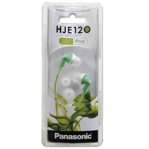 Наушники Наушники Panasonic RP-HJE120 Green
